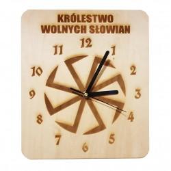 Zegar Królestwo Wolnych Słowian