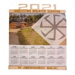 Kalendarz Królestwo Wolnych Słowian