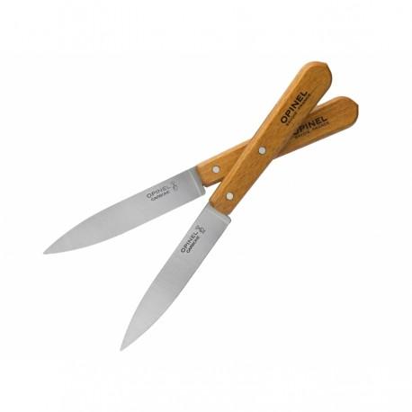 Nóż kuchenny Opinel 102 Paring Knife 2 szt.