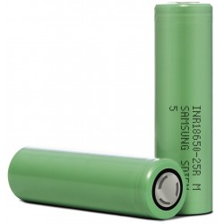 Akumulator Samsung INR18650-25R 2500 mAh 25A, 3,7V
