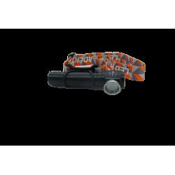 Latarka czołowa boczna  zoom USB