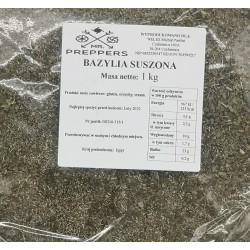 Bazylia suszona - 1 Kg