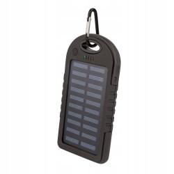 Ładowarka solarna - powerbank 5000 mah