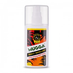 MUGGA STRONG SPRAY 50% DEET - 75ML