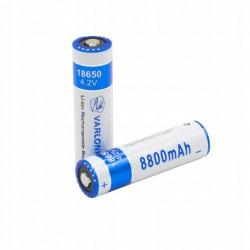 Akumulator VARLONPAN  - 18650 Li-ion, 8800mAh