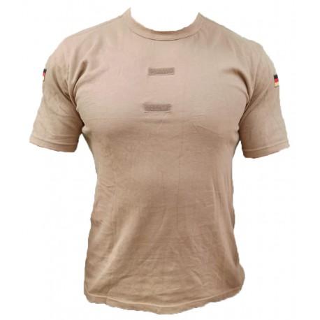 T-shirt Pustynny Bundeswehr Oryginał Demobil