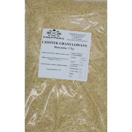 Czosnek granulowany - 1 kg