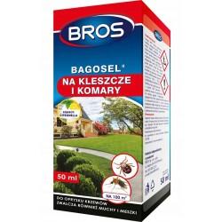BROS Oprysk na komary, kleszcze, muchy i meszki - 50ml