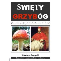 """Książka """"Święty Grzybóg"""" - Waldemar Borowski"""