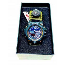 Zegarek survivalowy - 7w 1 - YUZEX