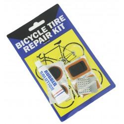 Łatki do roweru - dętek, zestaw naprawczy