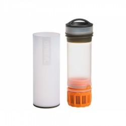 Butelka filtrująca Grayl Ultralight Compact biała