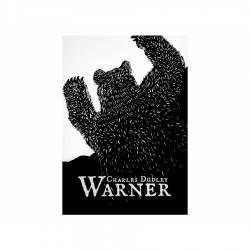 """Książka """"W dziczy. Miastowego trapera przypadki"""" Charles Dudley Warner"""