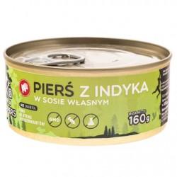 Filet z Piersi Indyka w sosie własnym 160 g
