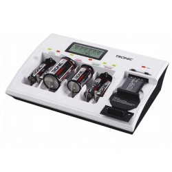ŁADOWARKA akumulatorów AA AAA 9V USB LI-ION