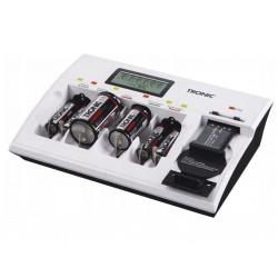ŁADOWARKA Traonic TLG 1000 B1  do akumulatorów AA AAA ,USB LI-ION + (4 akumulatory w gratisie AAA 950 mAh, 1.2V)