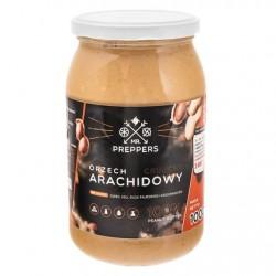 Masło orzechowe Arachidowe Crunchy 1kg.