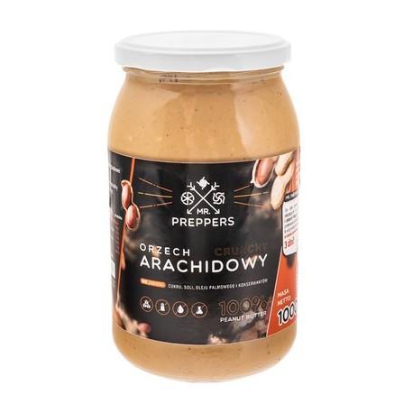 Krem orzechowy Crunchy 1 kg
