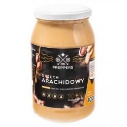 Masło orzechowe arachidowe Smooth 1kg.