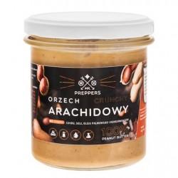Masło Orzechowe Arachidowe Crunchy 300 g