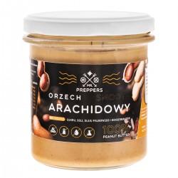 Masło Orzechowe Arachidowe Smooth 300 g