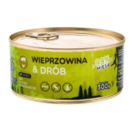 Drób-Wieprzowina 300g
