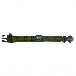 BRANSOLETKA PARACORD SURVIVAL 5w1