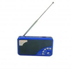 RADIO Z USB MICRO KARTĄ WYJSCIE NA SŁUCHAWKI